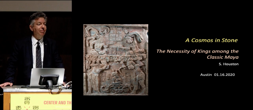 Stephen D. Houston Keynote Address at The 2020 Mesoamerica Meetings